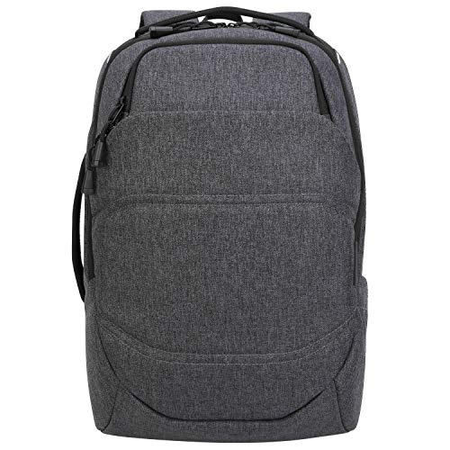 Targus Groove X2 Max for 15-Inch Laptop Backpack, Charcoal (TSB951GL)