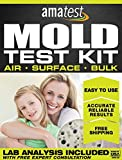 Amatest AMA109 Mold Test Kit, Includes Lab Analysis Fee, Prepaid Freight Envelope