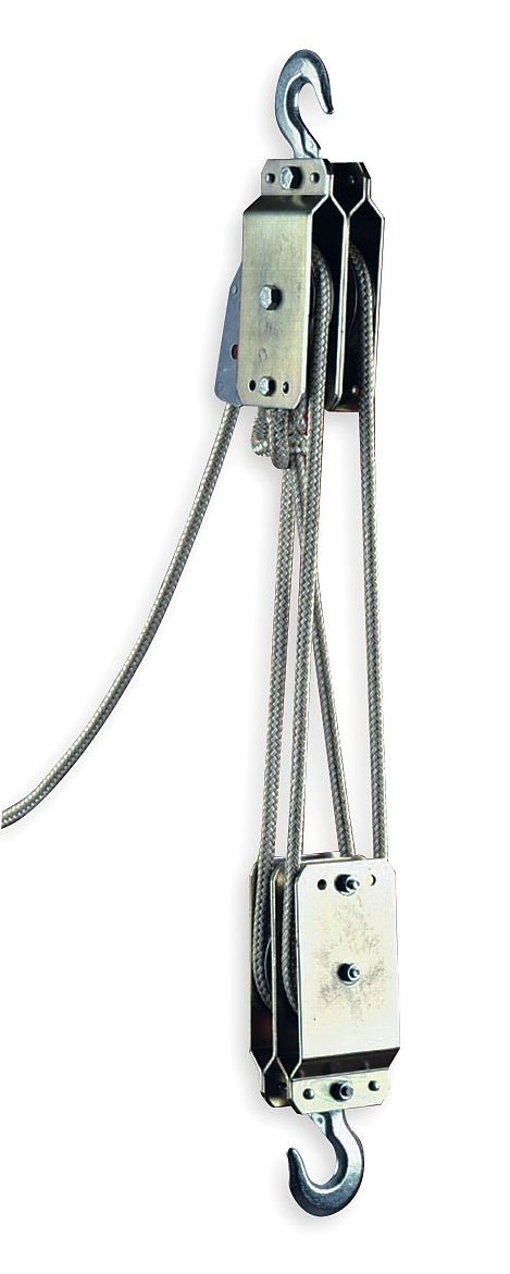 Block and Tackle, Rope by Tuf-Tug