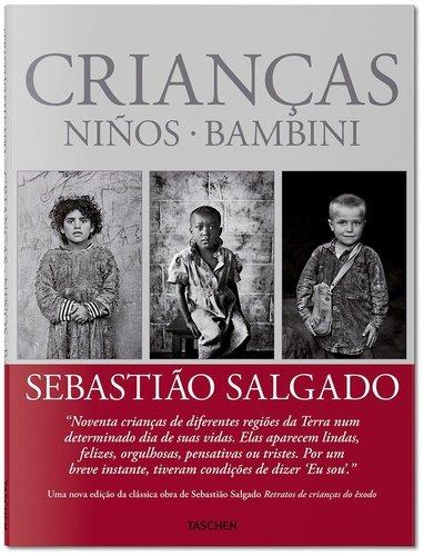 Sebastião Salgado. Niños (Fotografia)