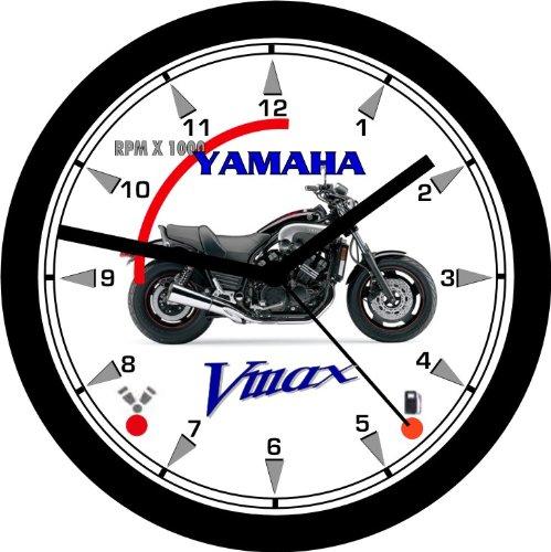 Yamaha Vmax Motorcycle Wall Clock New