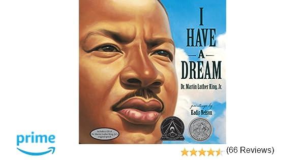 I Have a Dream (Book & CD): Dr. Martin Luther King Jr., Kadir ...