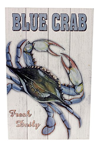 blue crab decor - 4