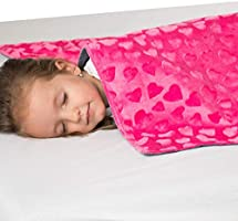 Hazli Weighted Blanket with Removable Cover - 48 x 72 inch Comfort Weighted Blankets