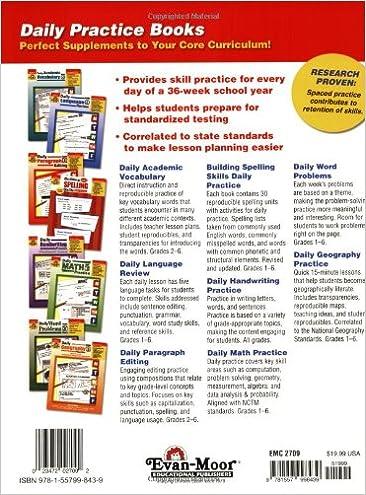 Amazon.com: Building Spelling Skills: Grade 5 (9781557998439 ...
