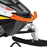 EXTENDED FRONT BUMPER ORANGE, Genuine Polaris OEM ATV / Snowmobile Part, [gp]