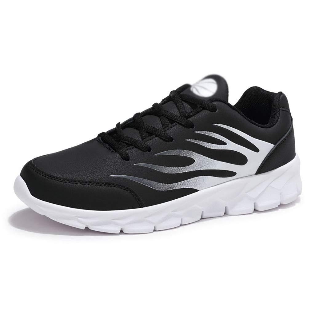 ZYFA Zapatos Calzado Casual Código Extra Grande 39-48 Calzado Deportivo Deportivo Correa Antideslizante Correr Calzado Deportivo Deportivo (Color : A, Tamaño : 48) 63c4ed