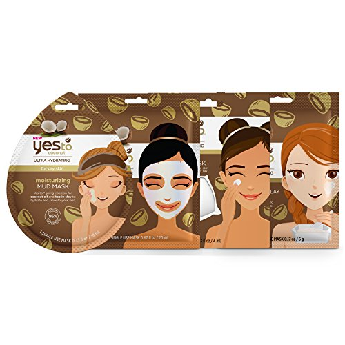 Yes To Coconut Mask Bundle