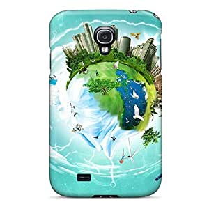 Tpu Phone Cases With Fashionable Look For Galaxy S4 Black Friday