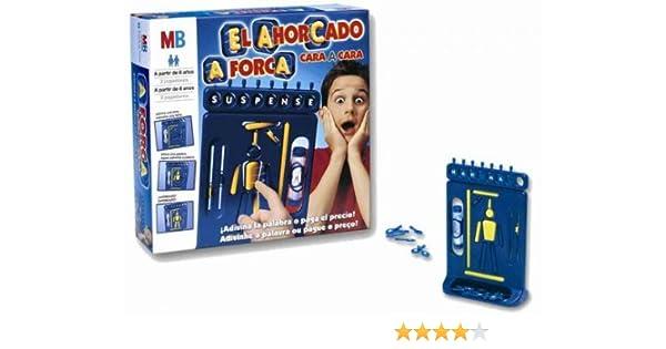 Hasbro Juegos en Familia Ahorcado 47535175: Amazon.es: Juguetes y juegos