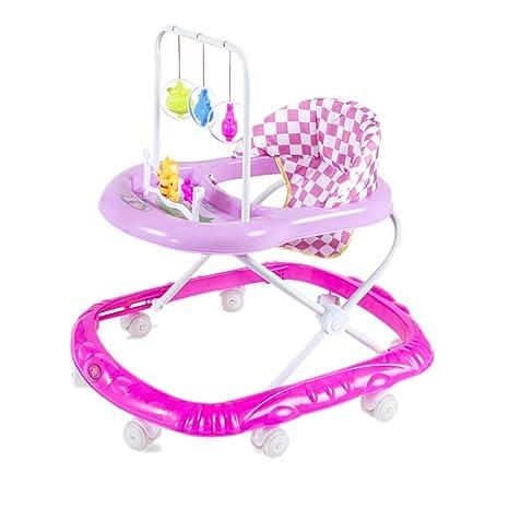 GUO@ Baby Walker 6/7-18 meses Prevención de vuelco Carro ...
