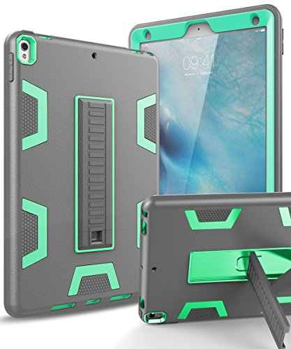 iPad Pro 10.5 Case,New iPad Pro Case,Topsky Three Layer Armo