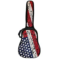 ChromaCast USA Flag Graphic Acoustic Guitar Bag 8