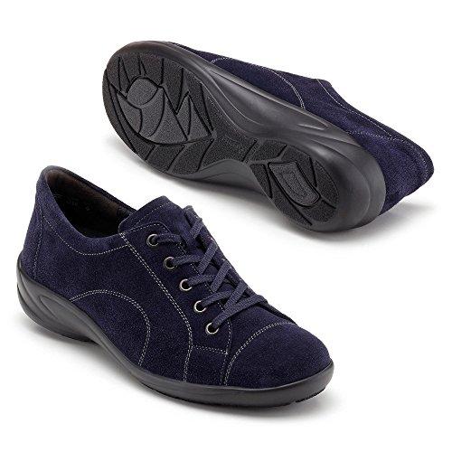 Semler Ville Birgit à Femme Lacets Bleu Chaussures pour de ggZAwx1qz
