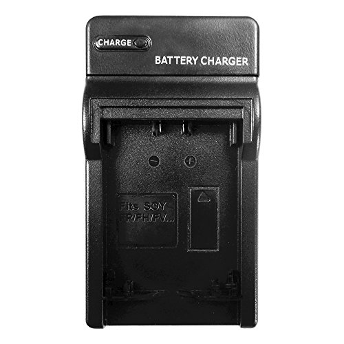 LP Replacement Battery Charger for Sony NP-FP, FH, & FV Series Batteries