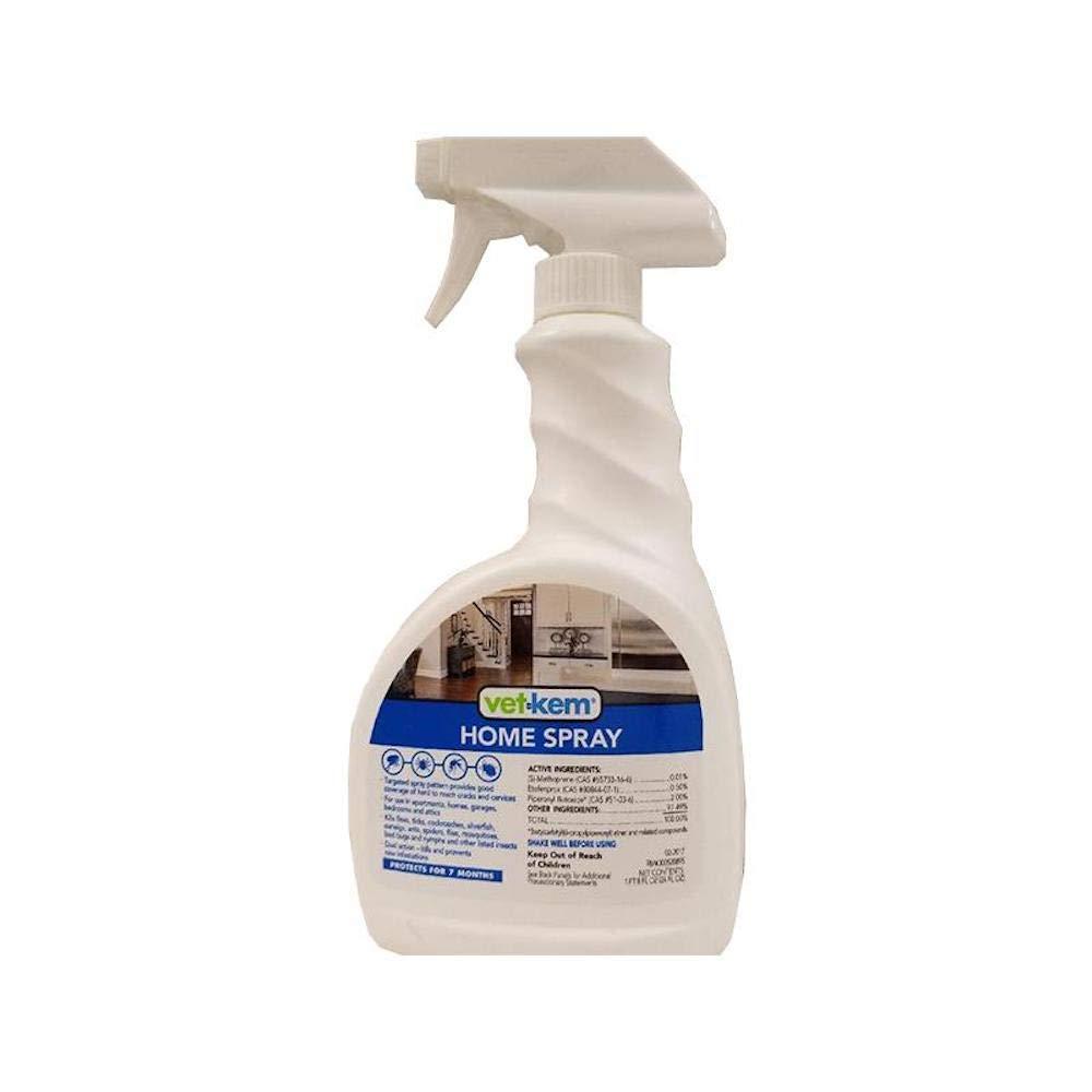 Vet Kem Home Spray 24 Ounce by Vet-Kem