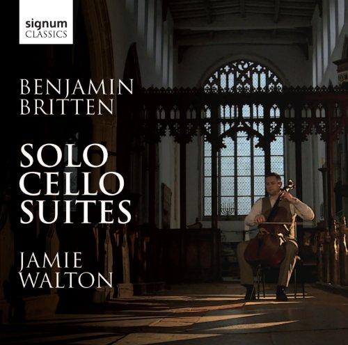 Britten: Solo Cello Suites (Britten Cello Suites)