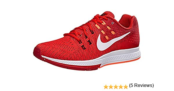 Nike AIR ZOOM STRUCTURE 19 ROJO 806580 601: Amazon.es: Zapatos y complementos