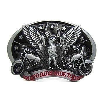 Amazon.com: Eagle moto Vintage Motorhead máquina de calavera ...