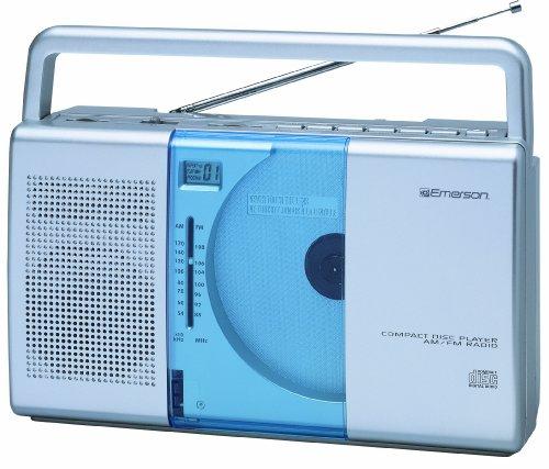 Emerson PD5098 Portable Radio CD