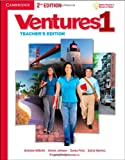 img - for Ventures Level 1 Teacher's Edition with Assessment Audio CD/CD-ROM book / textbook / text book