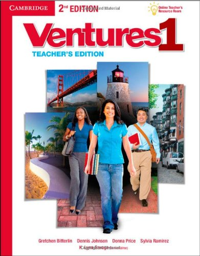 Ventures Level 1 Teacher's Edition with Assessment Audio CD/CD-ROM