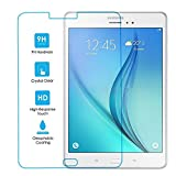 8.0 Inches Tab S2 T710 Screen Protector, DWay Premium HD Clear Explosion-Proof Tempered Glass Screen Protector Film for Samsung Galaxy Tab S2 8.0inches SM-T710 / T715 Screen Protector Glass