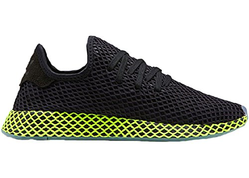 separation shoes 7f113 b4ff1 adidas Deerupt Runner, Scarpe da Ginnastica Uomo Nero (Core BlackCore  Black