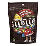 m&m's milk chocolate candies stand up pouch 200g