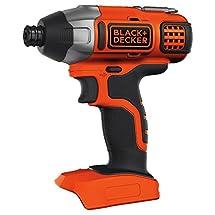 BLACK+DECKER BDCI20B 20V MAX Lithium Impact Driver, Bare-Tool