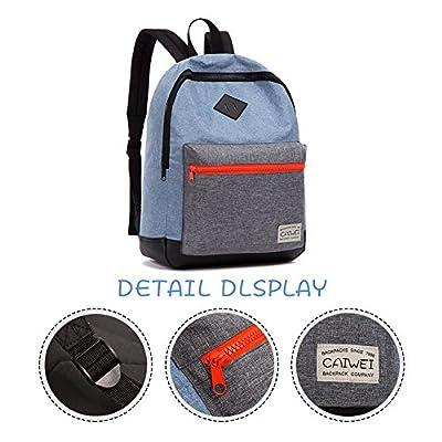 CAIWEI Fashion children's backpack (blue) | Kids' Backpacks