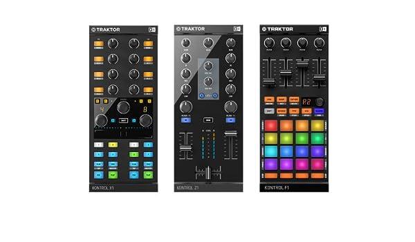 Native Instruments - Set de controladores de sonido Traktor ...