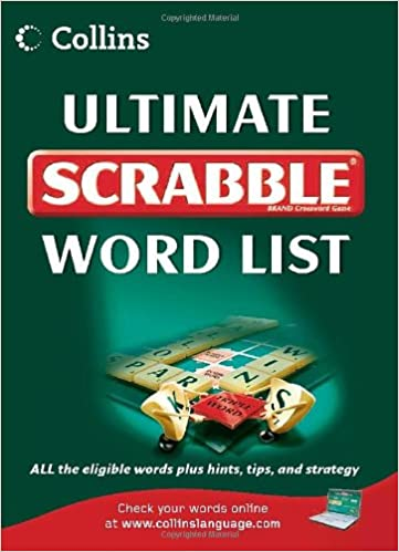 online scrabble dictionary
