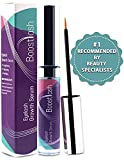 BoostLash Eyelash Growth Serum Gives You Longer Thicker Fuller & 3X Healthier Lashes (in 30 days), Proudly Made in USA. Premium Quality Ingredients Using Grape Stem Cell Extract