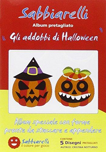 Sabbiarelli The Album–Halloween Decorations ()
