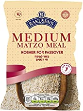 What is matzo meal?