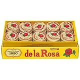 2 Cajas de Mazapán de la Rosa con 30 piezas c/u