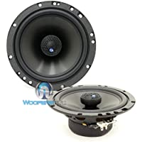 HD-6EX - CDT Audio 6.5 130W RMS 2-Way Coaxial Speakers