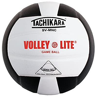 Tachikara SV-MNC Volley-Lite Volleyball from Tachikara