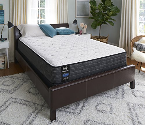 Sealy Response Performance 12-Inch Cushion Firm Euro Top Mattress, Twin XL