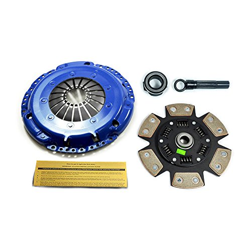 EFT STAGE 3 RACE CLUTCH KIT VW GOLF GTI JETTA PASSAT CORRADO VR6 2.8L 12V SOHC (Vr6 Stage)