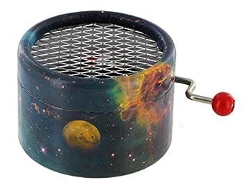 Caja de música de manivela de cartón adornado - La guerra de las galaxias - Star wars (John Williams): Amazon.es: Bebé