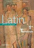 Latin 1re-Terminale