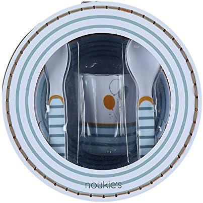 Noukies Achille /& Zebrito Set Repas 4 Pi/èces