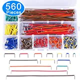 AUSTOR 560 Pieces Jumper Wire Kit 14 Lengths