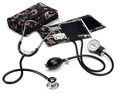 Prestige Medical Basic Aneroid Sphygmomanometer/Spraguelite Kit, - Cuff Sensory