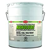 Nanolube Diesel Fuel Treatment and Fuel System Cleaner, 72520, 20 L pail (5.25 gal)