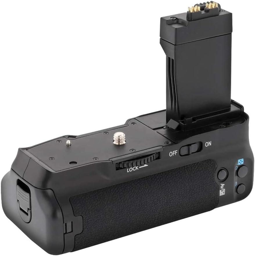 حمالة بطارية من مايك لكاميرات كانون EOS 550d 600d 650d 700d T5i T4i T3i T2i