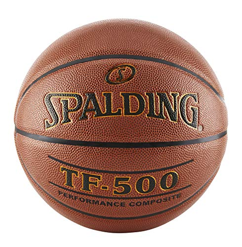 Spalding TF-500 Composite Leather Official Size Basketball -