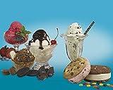 Hamilton Beach 68322 Ice Cream Maker, 1.5-Quart, Blue